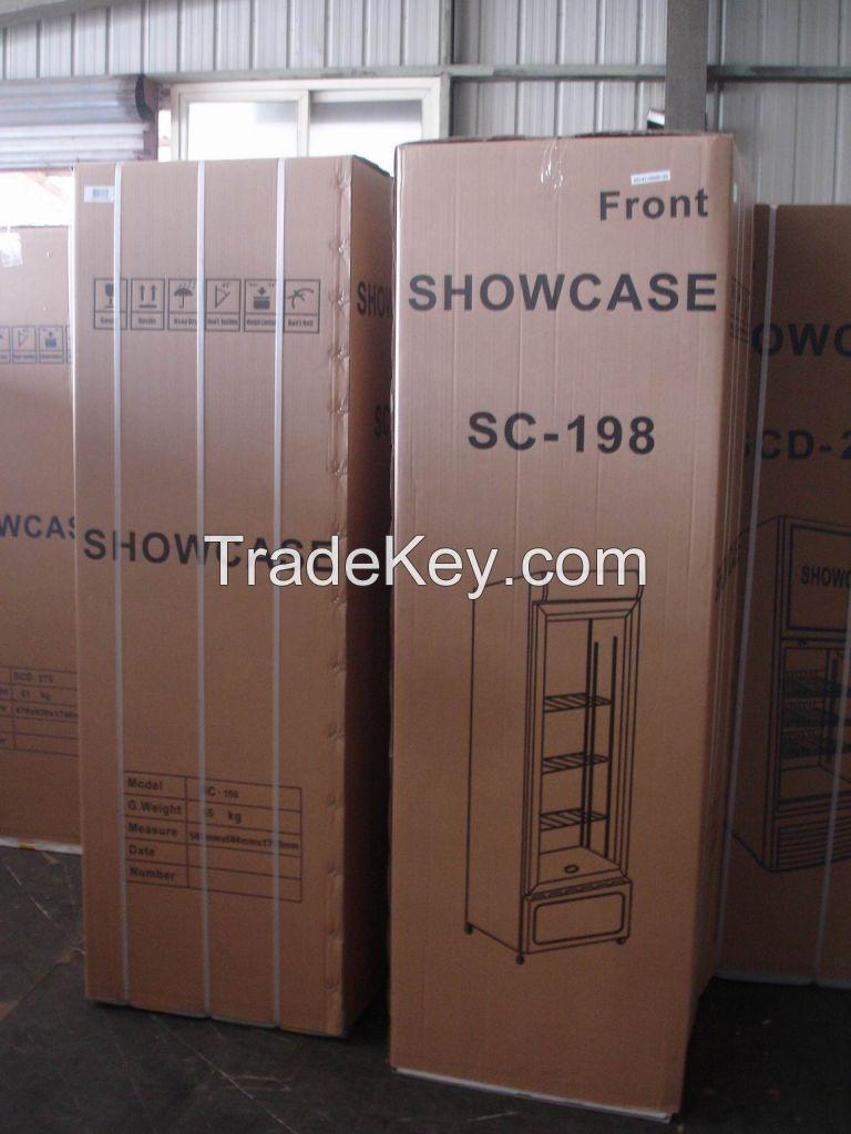 commercial supermaket display showcase refrigerator