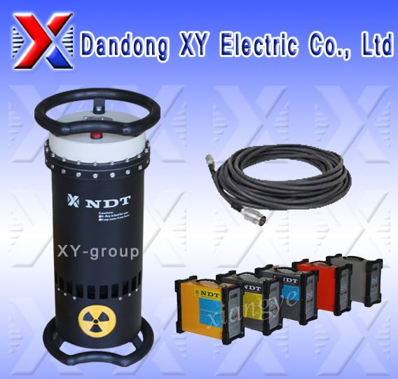 Portable X-ray Flaw Detector(NDT Testing/RT)