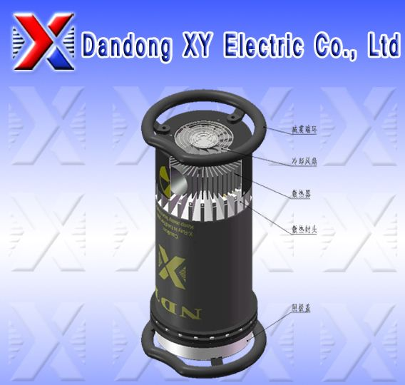 Portable X-Ray Flaw Detector