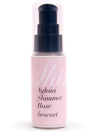 Benenet, Aglaia Shimmer Base, make up base