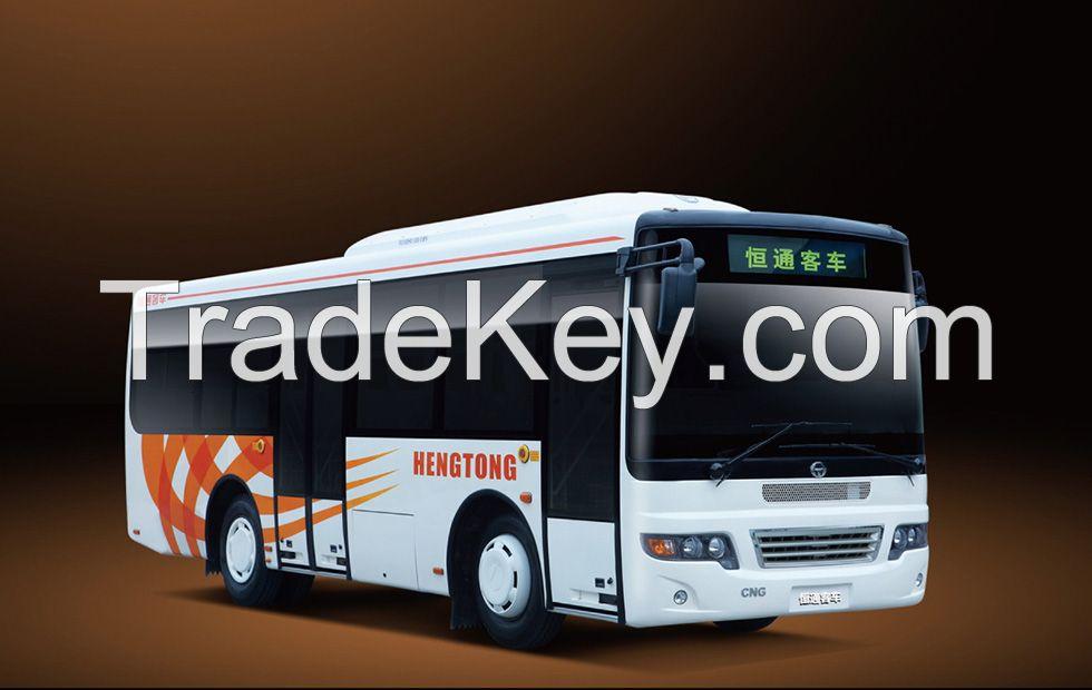 New Sunshine Pre-series city bus