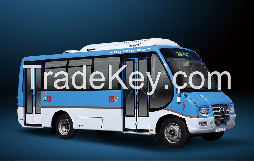 Mini Bus Series Spur car