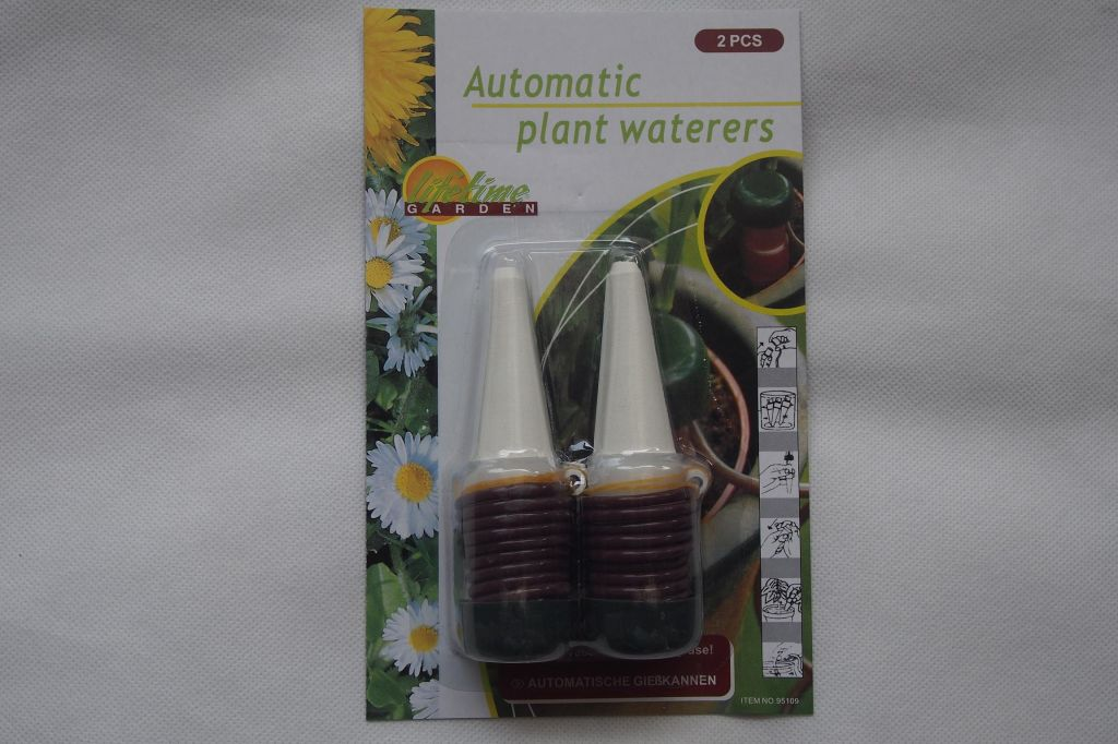 automatic ceramic plant waterer