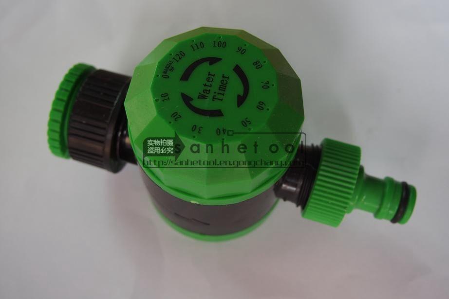 2 hour garden tap water timer