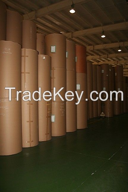 Jumbo reel thermal paper