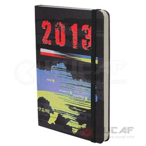 pu cover notebook