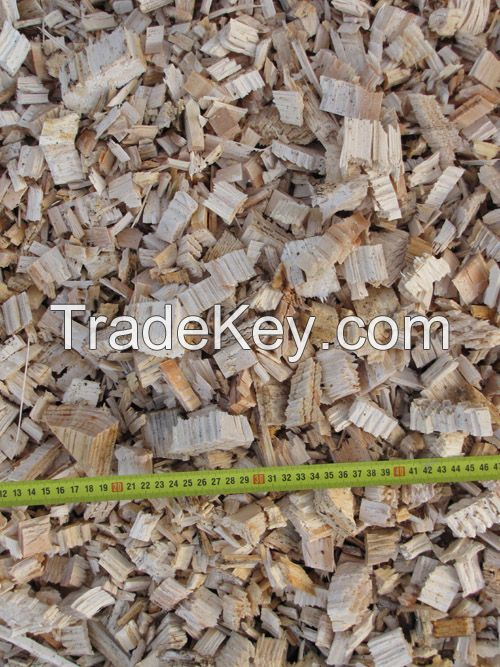 Wood chips 1# class for PELLET production