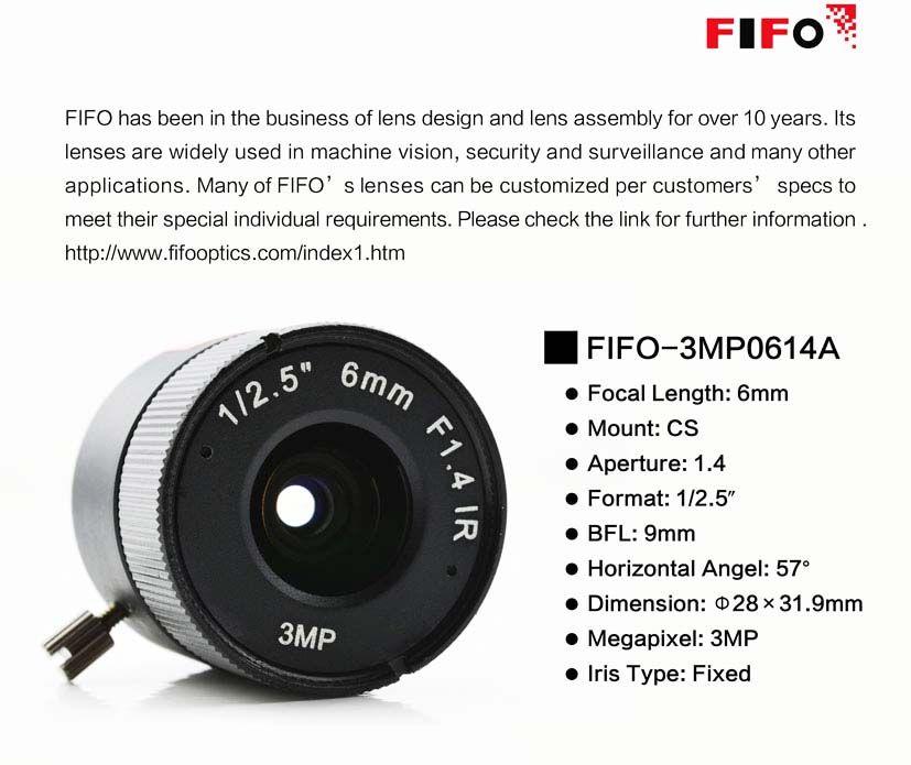 FIFO-3MP0614A