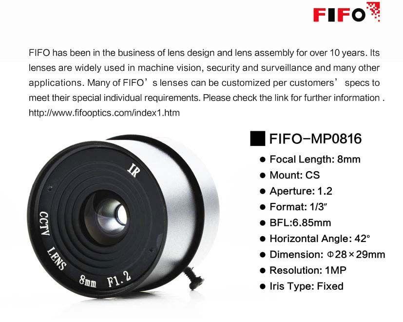 FIFO-3MP0814A