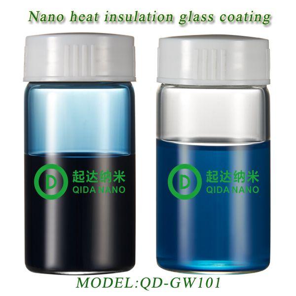 Nano heat insulation coating