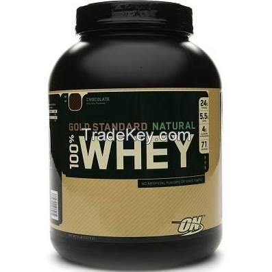 Optimum Nutrition Gold Standard 100% Natural Whey Protein
