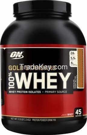 Optimum Nutrition Gold Standard 100% Whey, Chocolate Peanut Butter