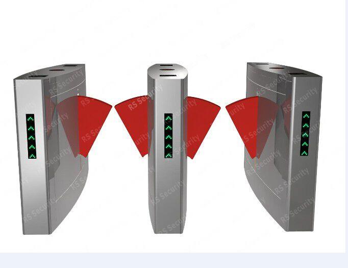 Access Control Flap Gate Turnstile