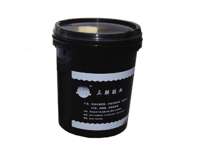 one component adhesive for filter