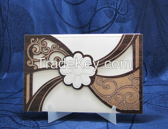 Wooden Card Series