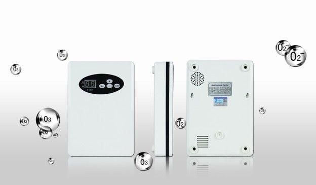 Ozone 500mg/h, anion 3 million pcs/cm3 portable air and water ozonator