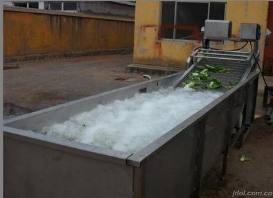 brush vegetable washing machine
