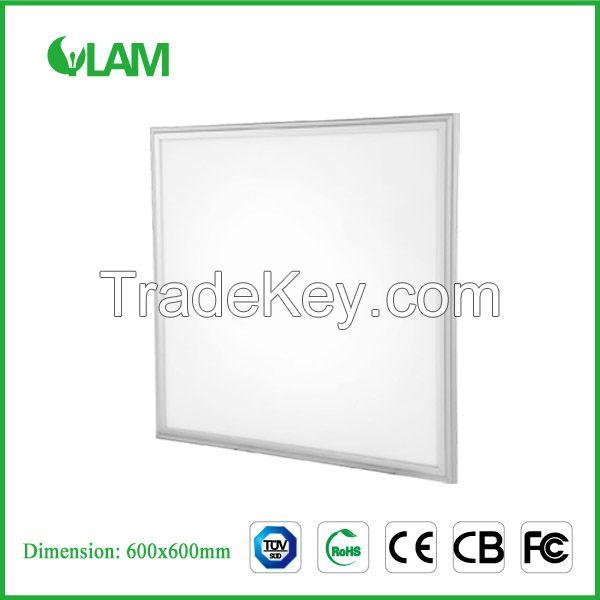 china new products led panel sensor light 600x600 40w