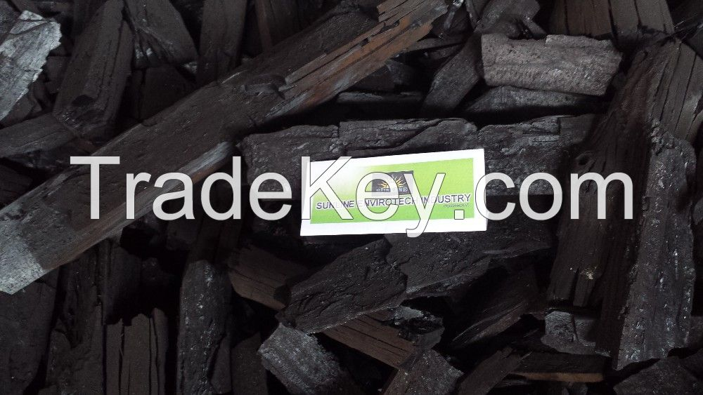 Mangrove Charcoal By Sunline Envirotech Industry, Malaysia