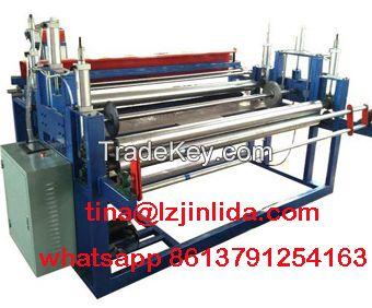 epe foam sheet bonding machine/ epe foam sheet laminating machine/ epe foam sheet cutting machine