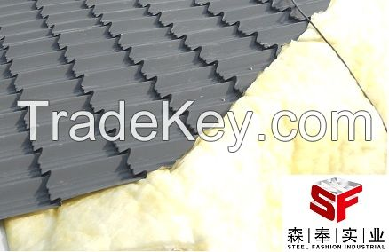 Chinese cheap roof steel glazed tile