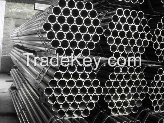 CR black welded steel pipes