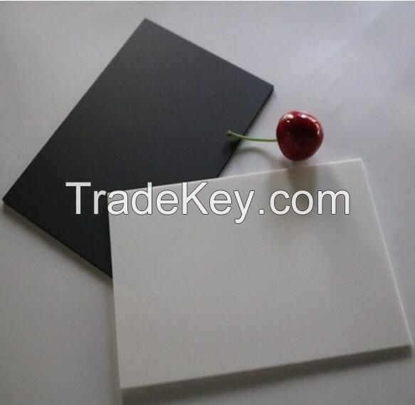 8mm white/black frosted acrylic sheet for screen
