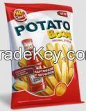 Potato BOOM