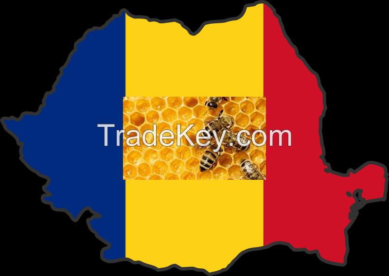 Polyflora honey from Romania