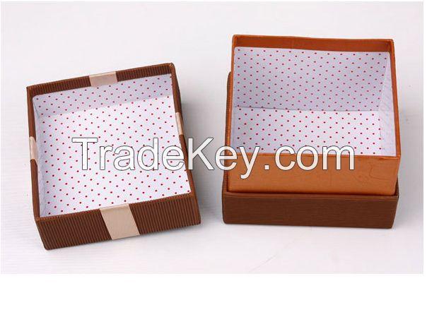 chipboard color paper set box