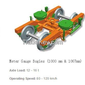railway bogie (1435mm)