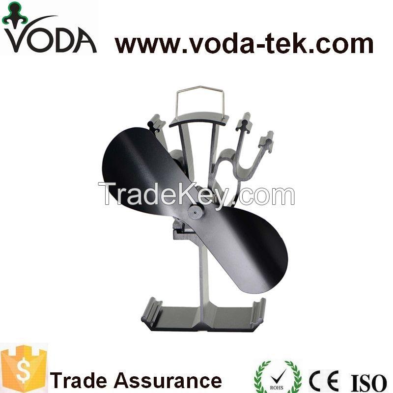 wood stove fan