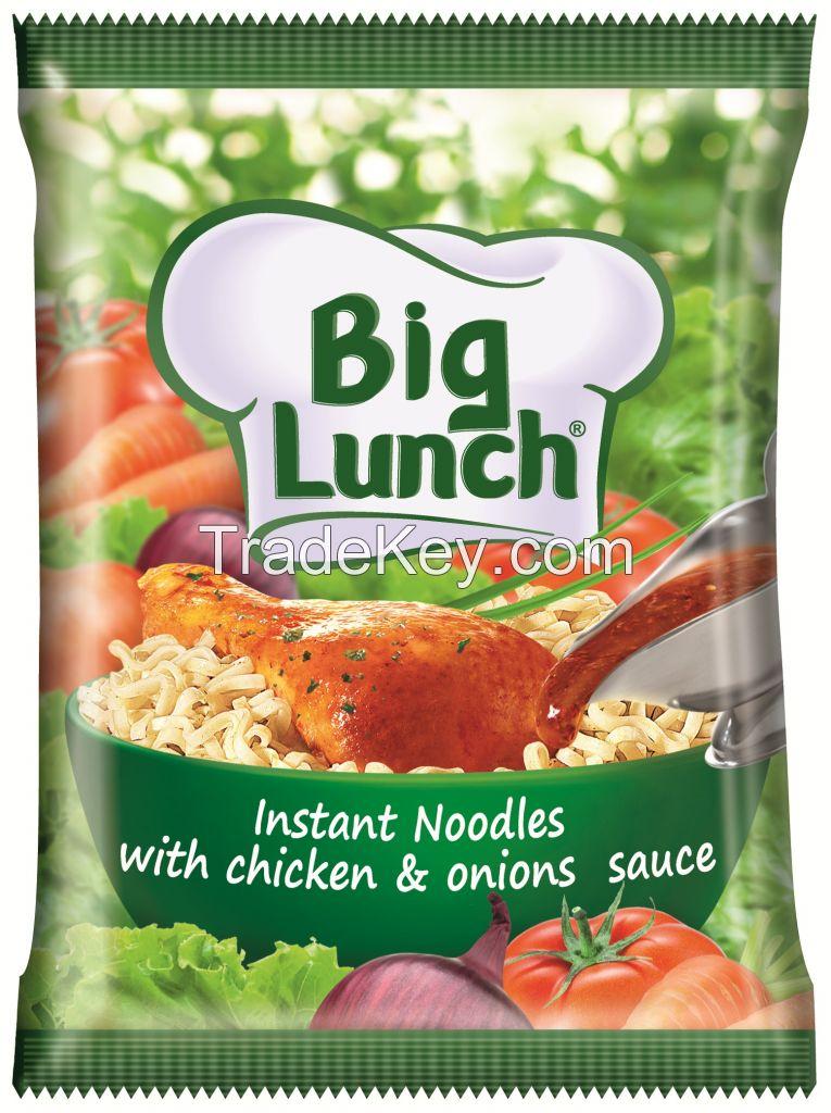Instant noodles 75g pack