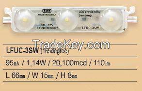 LED Module, Samsung chip, 3P Series, LFUC-3SW