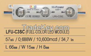 LED Module, Samsung chip, 3P Series, LFU-C3SC