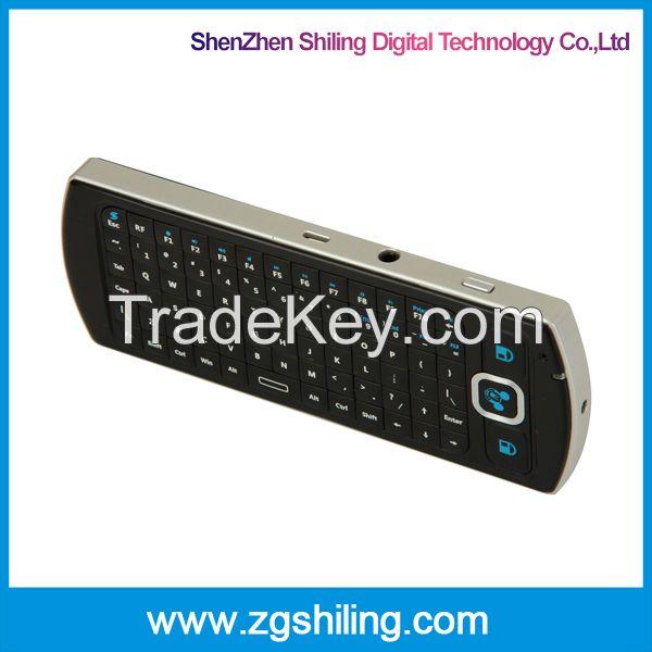 2.4G wireless bluetooth keyboard ,long time standby bluetooth keyboard