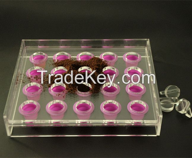 Manual Coffee Capsule Filling Tools