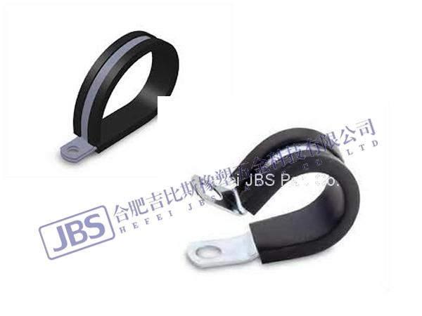 Auto rubber hose clamps, P clamps