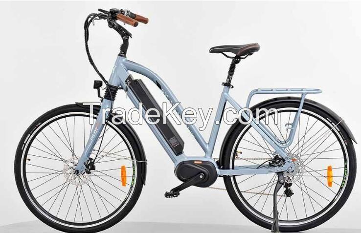 Hot sale 36V 350W Bafang Mid Drive Motor Urban electric bike