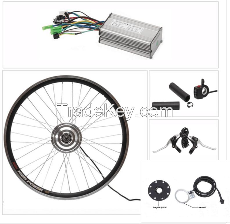 36V250W electric brushlee gear motor kits for electric bike!