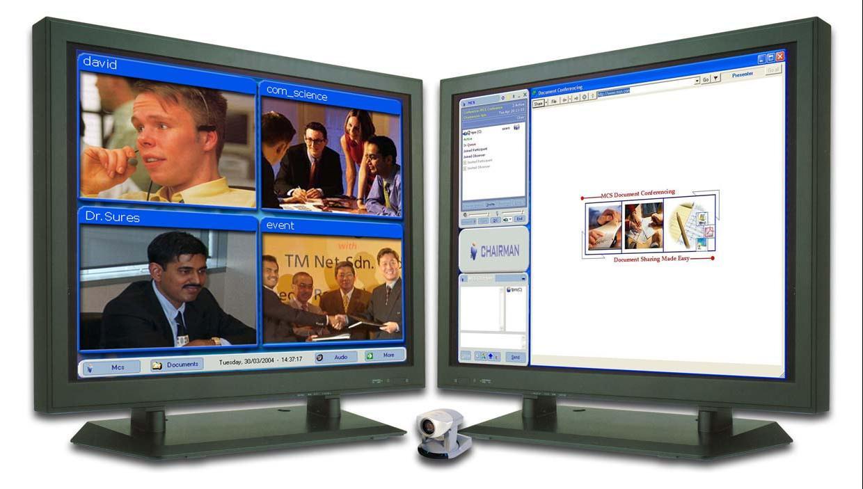 Multimedia Conferencing System - Boardroom Executive