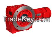 S37 Series Gearbox/Speed Reducer/Helical Geared Motor-Wuhan SUPROR