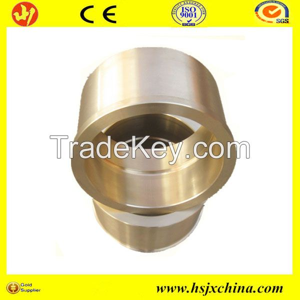 customize non-standard copper bushing with smooth Surface treatment