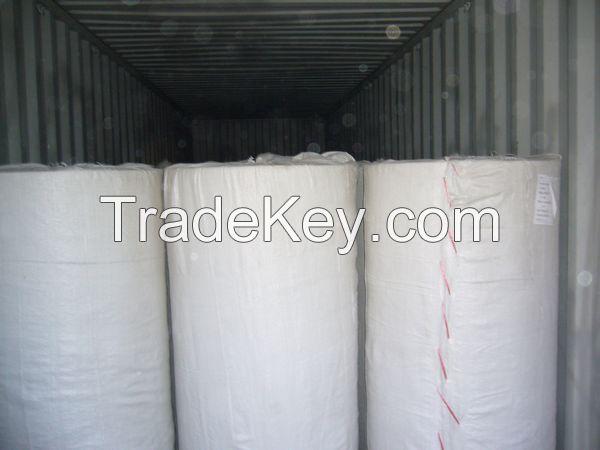 Tissue paper jumbo rolls