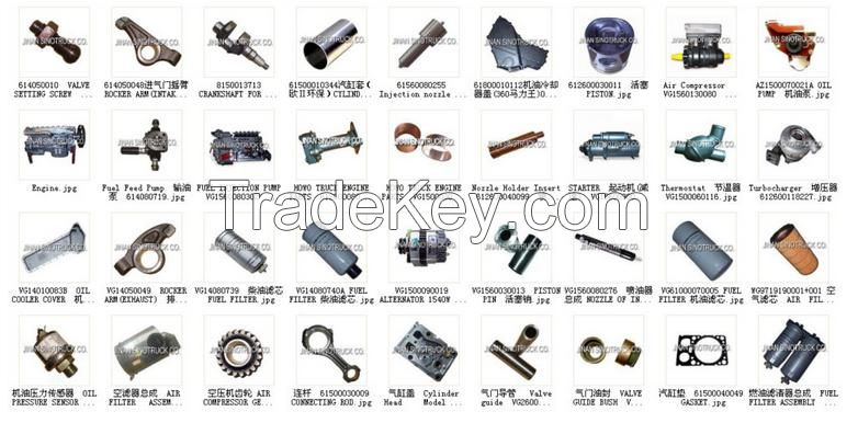 SINOTRUK HOWO TRUCK SPARE PARTS CLUTCH  PARTS