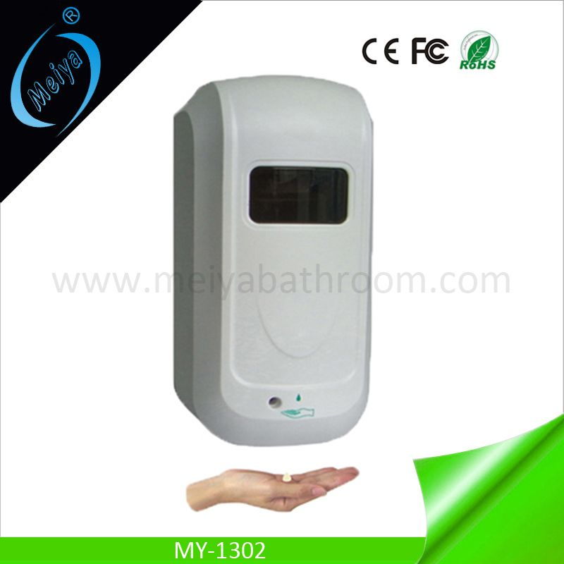1000ml wall mounted automatic liquid soap dispenser