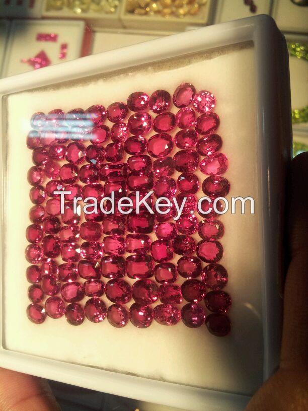 precious and semi precious gem stone