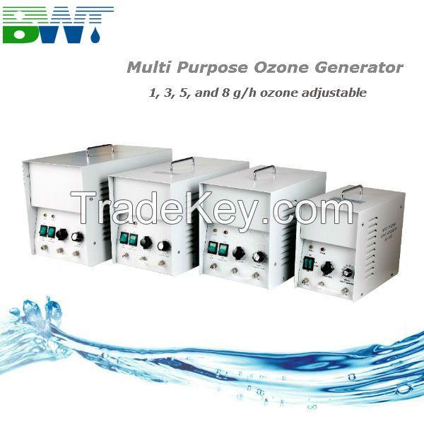 ozone water purification 1g/h  water treatment machine