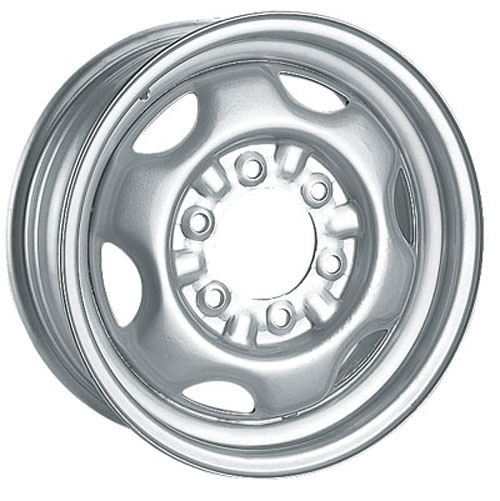 Chinese Steel Wheel, Rim