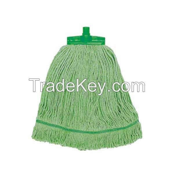 Household floor cleaning microfiber strip mop